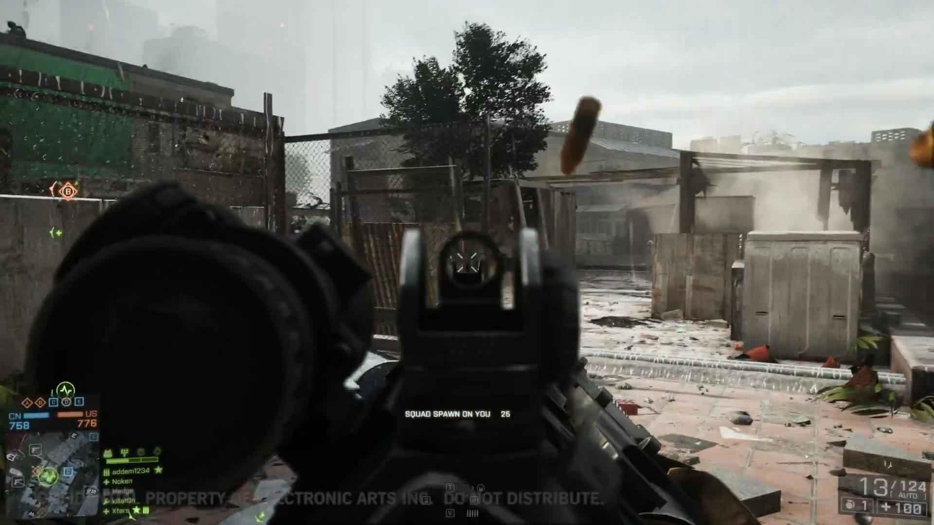 بازی زیبای Battlefield 2015