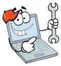خدمات سخت افزاری و نرم افزاری در محل