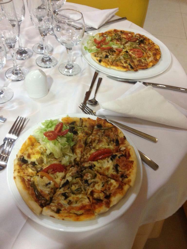 رستوران رزمارینو با سرآشپز ایتالیایی