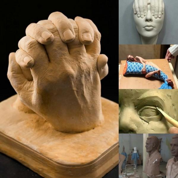 آموزش مجسمه سازی به روش آسان و حرفه ای ترین متدها