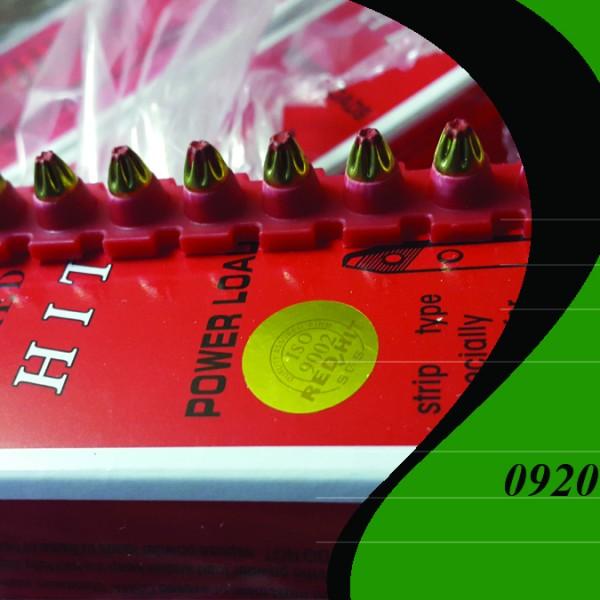 واردکننده و فروش انبوه میخ و چاشنی RED HIT