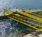 سازه های دریایی سنگین  قطعات پلی یورتان