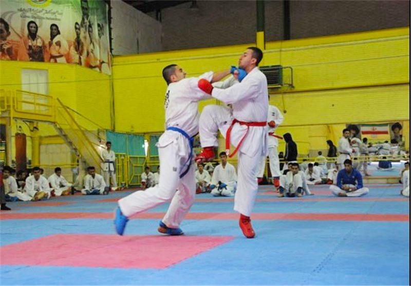 کاراته کاهای اصفهانی چهار مدال برنز بر گردن آویختند