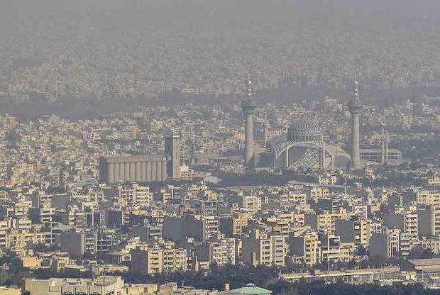 هوای اصفهان تا فردا با جو پایداری همراه است