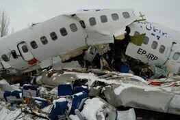 سقوط هواپیمای تهران- یاسوج در جنوب اصفهان؛ 66 سرنشین جان باختند